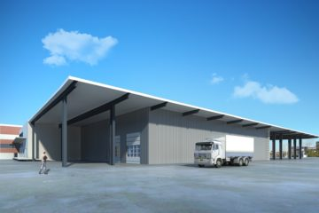 In the event labour hire is needed for a temporary warehouse, we have some ideas.